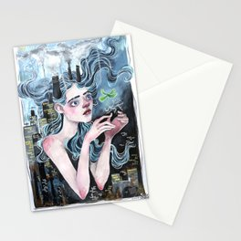 """""""peace of nature"""" Stationery Cards"""