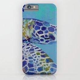 Honu Kauai Sea Turtle iPhone Case