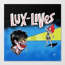 Lux Lives 2016 Canvas Print