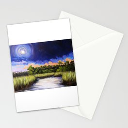 Moon River Stationery Cards