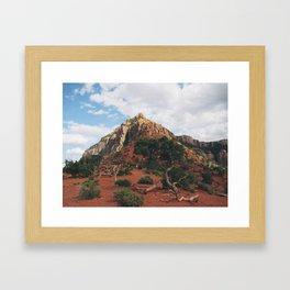 Cedar Ridge Framed Art Print