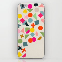 Caos iPhone Skin