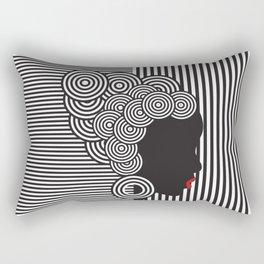 Nice words Rectangular Pillow