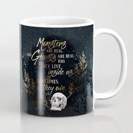 S King - Ghosts & Monsters Coffee Mug