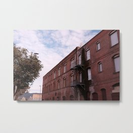The Palace Hotel Metal Print