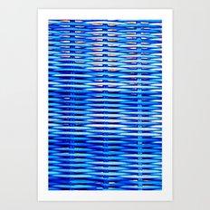 WICKER-PEDIA Art Print