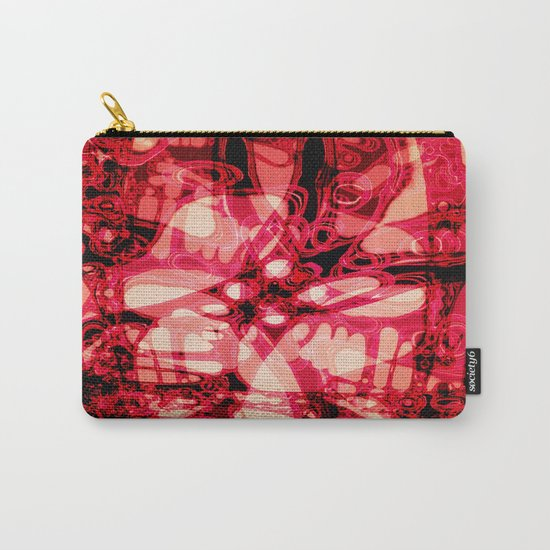 Heart in Hiding Carry-All Pouch