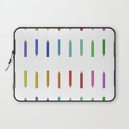 Pencils Laptop Sleeve