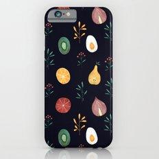 Vegetables pattern Slim Case iPhone 6s