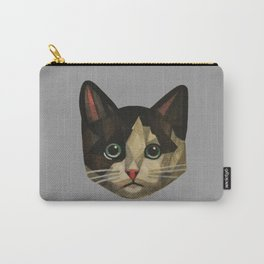 Rescue The Cat Carry-All Pouch