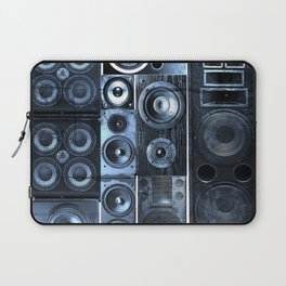Music Speaker Sound Stack Laptop Sleeve
