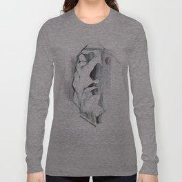 Futuristic Cyborg 6 Long Sleeve T-shirt