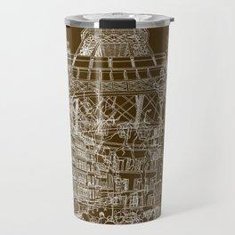 Paris! Travel Mug