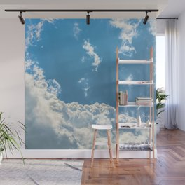 Floating on Air Wall Mural