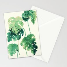 tropical nature s Stationery Cards