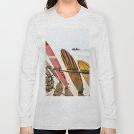 Surfing Day 2 Long Sleeve T-shirt