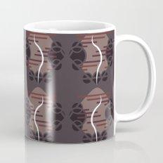 NUTURE pattern Mug