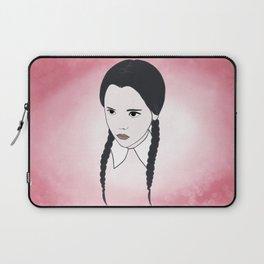 On Wednesdays We Wear Pink Laptop Sleeve