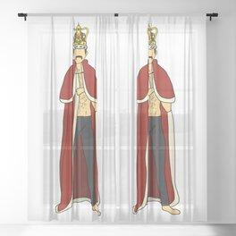 Champions 4 Sheer Curtain