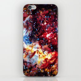 ALTERED Large Magellanic Cloud iPhone Skin