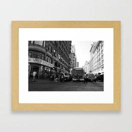 Los Angeles Series #1 Framed Art Print