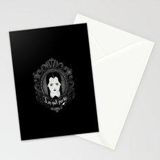 Wednesday Stationery Cards