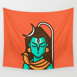 Shiva Wall Tapestry