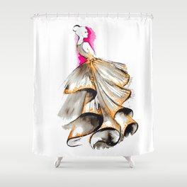 Joanna Shower Curtain