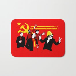 The Communist Party (original) Bath Mat