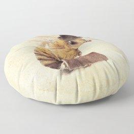 Worker Bee Floor Pillow