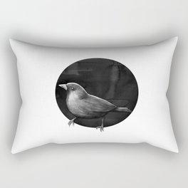 Polka Perch Solo Rectangular Pillow