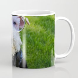 Biker Babe Coffee Mug
