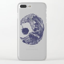 Pugs X Swell Clear iPhone Case