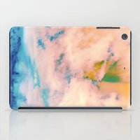 outer space iPad Cases featuring OUTER SPACE by Uta Krauss