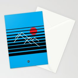 Peaks Stationery Cards
