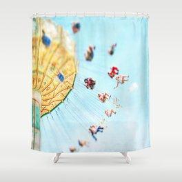 Weeeeeee Shower Curtain