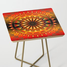 Fire Spirit Side Table