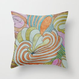 CREPUSCULO 4 Throw Pillow