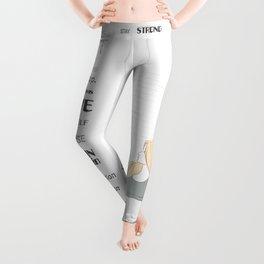 Love Yourself Leggings
