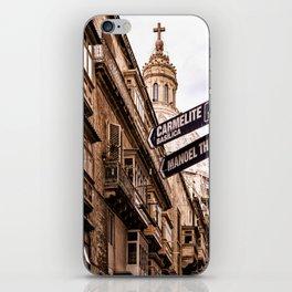 Basilica iPhone Skin