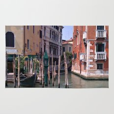 When Venezia Sleeps. Rug