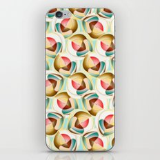 Translucent glass objects iPhone & iPod Skin