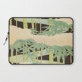 Shin-Bijutsukai – Japanese Design Bamboo At Night Laptop Sleeve