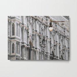 Il Duomo Metal Print