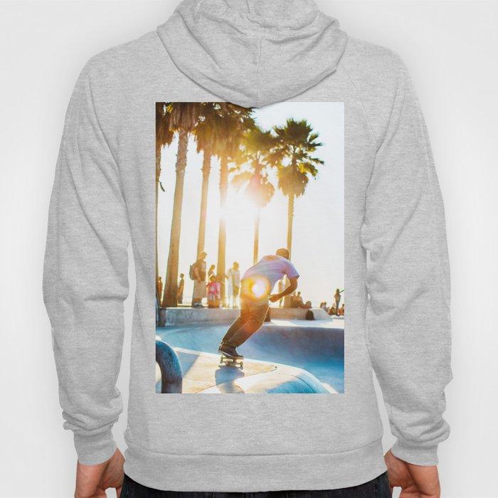 Venice Beach Skate Park 2 Hoody
