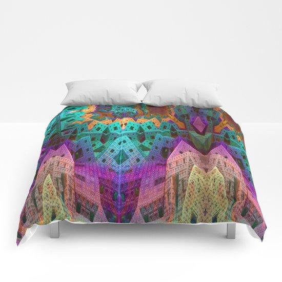 Eschertown Comforters