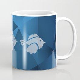 Birds in Formation Coffee Mug
