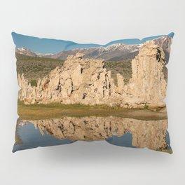 Mono Lake Reflections Pillow Sham