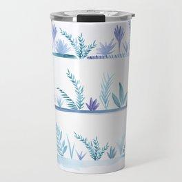 Tropical Succulent Garden Travel Mug
