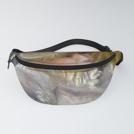 """Auguste Renoir """"Woman with a Hat"""" Fanny Pack"""